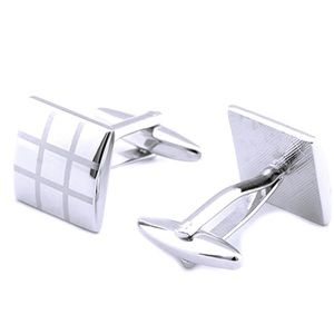 Other - Silver Titanium Cufflinks